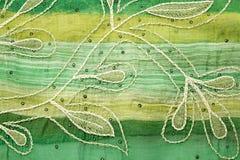 Lyxig torkduk för mångfärgad bakgrund eller krabba veck av siden- textursatäng för grunge Royaltyfria Foton