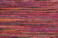 Lyxig torkduk för mångfärgad bakgrund eller krabba veck av siden- textursatäng för grunge Royaltyfri Foto