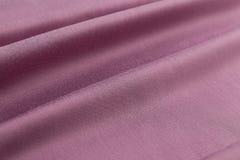 Lyxig torkduk för rosa bakgrund eller krabba veck av för textursatäng för grunge siden- sammet Royaltyfria Bilder