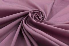 Lyxig torkduk för rosa bakgrund eller krabba veck av för textursatäng för grunge siden- sammet Royaltyfri Foto