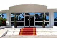 lyxig villa Arkivbilder