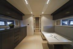 lyxig yacht för alfamarine 60 royaltyfria foton