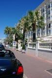 Lyxiga bilar i Cannes Royaltyfria Bilder