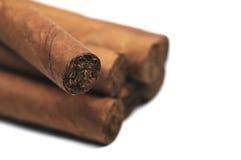 lyxiga cigarrer Arkivbilder
