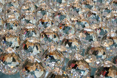 lyxiga diamanter Royaltyfria Bilder