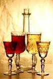 lyxiga exponeringsglas Royaltyfria Bilder