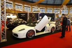 Lyxiga Lamborghini Arkivfoto