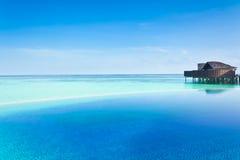 lyxiga maldives royaltyfria foton