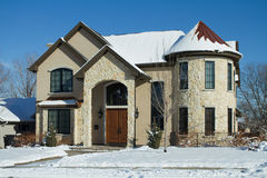 Lyxiga Real Estate Fotografering för Bildbyråer