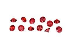 Lyxiga smyckenädelstenar Royaltyfri Foto
