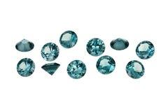 Lyxiga smyckenädelstenar Arkivbild