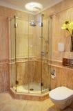 Lyxigt badrum Royaltyfria Bilder