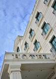 Lyxigt hotell Arkivbilder