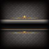 Lyxigt kolbokomslag. vektor illustrationer