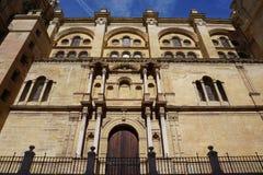 Màlaga Lizenzfreie Stockfotos