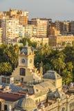 Màlaga, Spanien Lizenzfreie Stockbilder