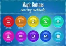 mágica Imagens de Stock