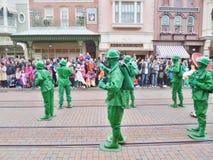 Mágica de Disney na parada - Toy Story Foto de Stock Royalty Free