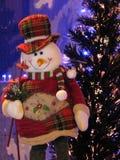 A mágica do feriado do Natal Imagens de Stock Royalty Free