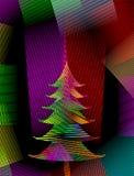 Mágica do Natal Fotos de Stock