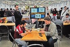 Mágica: O recolhimento - Prix grande Turin 2012 Fotografia de Stock