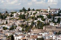 Málaga Fotografía de archivo