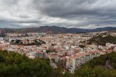 Málaga, España Imagen de archivo