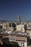 Málaga scenery Stock Photos