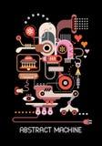 Máquina abstracta Foto de archivo