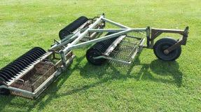 Máquina agrícola Foto de archivo