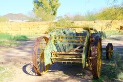 Máquina agricultural Imagem de Stock