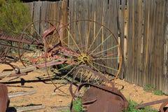 Máquina agricultural Fotografia de Stock