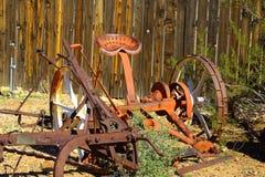Máquina agricultural Imagem de Stock Royalty Free