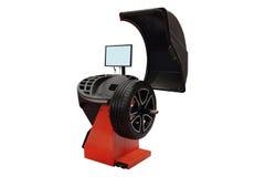 Máquina apropriada do pneumático Imagem de Stock Royalty Free