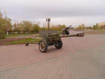 Máquina-arma Foto de archivo libre de regalías
