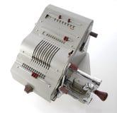 Máquina calculadora velha Fotos de Stock