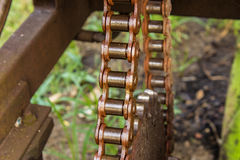 Máquina Chain Imagem de Stock