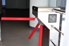 Máquina da entrada na luz suave Imagem de Stock