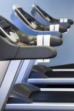 Máquina da escada rolante Fotos de Stock Royalty Free