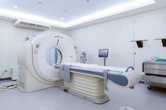 Máquina da espectroscopia da ressonância magnética Foto de Stock Royalty Free