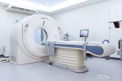 Máquina da espectroscopia da ressonância magnética Foto de Stock