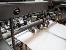 Máquina da máquina impressora Imagem de Stock