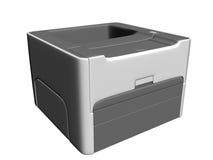 Máquina da impressora Imagens de Stock Royalty Free