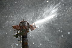 Máquina da irrigação Imagem de Stock Royalty Free
