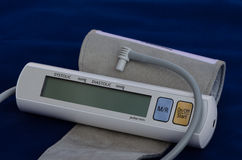 Máquina da pressão sanguínea Foto de Stock Royalty Free