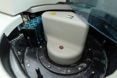 Máquina da química Fotos de Stock Royalty Free