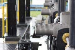 Máquina da represa Imagem de Stock Royalty Free