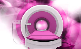 Máquina da varredura do CT Imagens de Stock