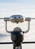 Máquina da visão da paisagem do turista. fotos de stock royalty free