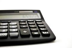 Máquina de adição - calculadora Imagem de Stock Royalty Free